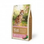 Sam's Field Delicious Wild Cats Πάπια 400gr