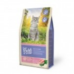 Sam's Field Adult Cats Ψάρι 400gr