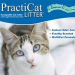 PractiCat All Natural Clumping Litter