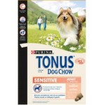 Tonus - Dog Chow  Adult  Sensitive Σολομός 14kg