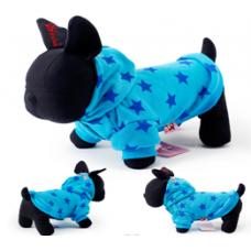 Μπλουζάκι Τιρκουάζ με Μπλε αστέρια